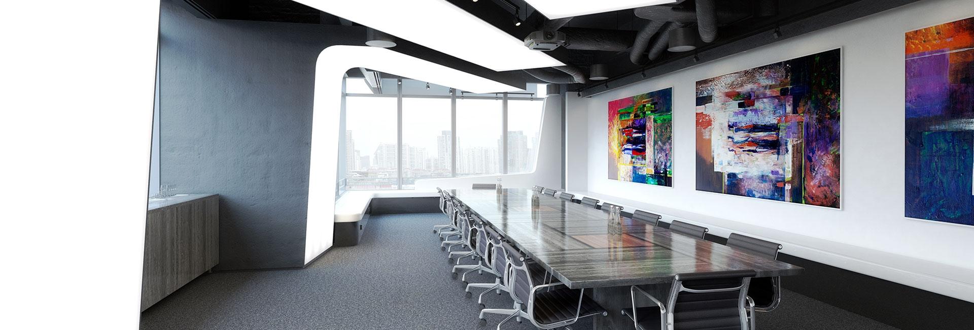 Oficinas - Interiorismo, Diseño, Construcción y Decoración